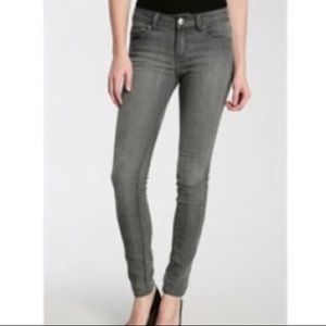 BDG Mid Rise Cigarette Ankle Jeans